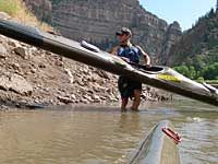 Colorado River Kayak and Canoe Race