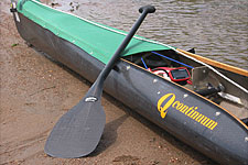 spencer X-treme solo unlimited canoe