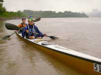 Kansas River Gritty Fitty Race
