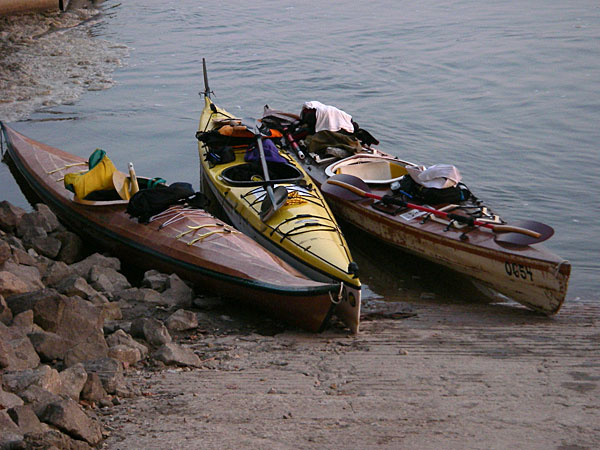 Missouri River 340 Race at Coopers Landing