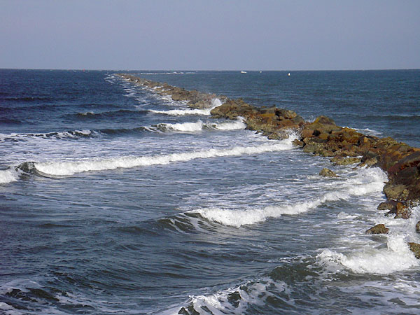 Fort Clinch - Atlantic Ocean